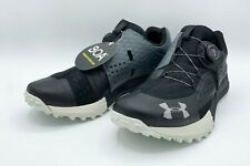 Under Armour Syncline New Men's Hiking Shoes BOA 3021373 001 Black Grey SZ 8.5