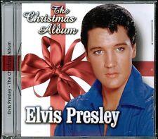 CD: Elvis Presley - The Christmas Album (Die schönsten Weihnachtslieder / Songs)