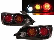 S2000 AP1 MK1 00-03 PRE-FACELIFT Convertible LED Tail Rear Light Black for HONDA