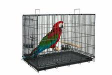 Liberta Large Parrot Travel Carrying Cage Macaws Cockatoos Greys