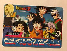 Dragon ball Z Banpresto Jumbo Roulette 11