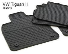NEU! Gummimatten VW Tiguan 2 (ab 2016) Original Qualität Fußmatten 4-teilig