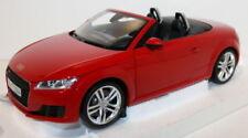Véhicules miniatures bleus Audi avec offre groupée personnalisée