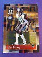 Jalen Ramsey 2018 Donruss Optic 1988 Tribute Jaguars Card #TRI-JR    *40*