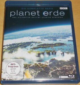 Planet Erde 5-Disc Blu-ray