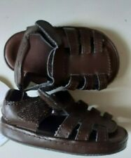 Baby Sandals 3-6 Mths Infant Size 2 Strap Soft Cushion Insole NEW