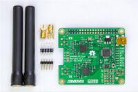 MMDVM_HS_Dual_Hat Duplex MMDVM Hotspot P25 DMR YSF for Raspberry Pi Revision 1.2