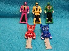 Power Rangers Super Mega Force  Set of 5
