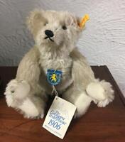 """Steiff Giengen Teddy Bear 1906 Replica 12"""" # 0167/32"""
