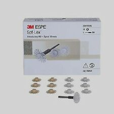 3M ESPE Sof-Lex Spiral Finishing and Polishing Wheels Dental Composite 12pcs/pk