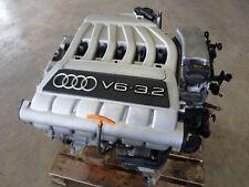 BDB V6 3.2 Motor 184KW 250PS AUDI A3 8P VW Golf 5 R32 80Tkm MIT GEWÄHRLEISTUNG