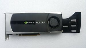 NVIDIA Quadro 6000 6GB GDDR5 384Bits 2560x1600 PCI Express x16 616078-001