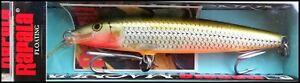 VERY RARE RAPALA MAGNUM FMAG 11 cm RFSH (Redfin Shiner) color