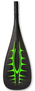 Carbon Paddle - Thrust 92 - SUP Stand Up Paddle Sports