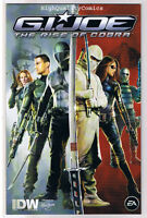 GI JOE, RISE of the COBRA Promo, x 4 copies, NM+, SDCC, IDW,  2009,more in store