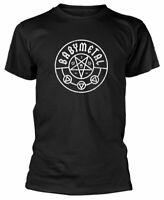 Official Babymetal T Shirt Pentagram Logo Black Mens Japanese Metal Rock New