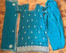 Womens Ladies Designer Indian Asian Suits Shalwar Kameez Suits Clothing