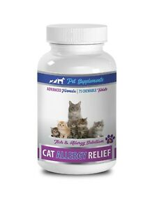 cat allergy relief - CAT ALLERGY RELIEF - ADVANCED - quercetin for cats