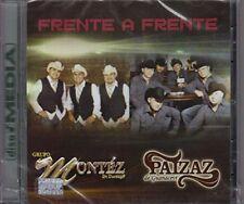 Grupo Montez De Durango, Paizaz de Guanacevi Frente A Frente CD New