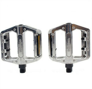 Wellgo BMX Bicycle Platform Pedals 9/16'' Sealed Ball Bearing for Mountain Bike