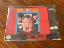 Home Alone 1 (Super Nintendo SNES) Complete in Box FAIR