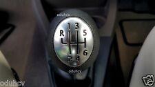 Renault Megane III Gear Knob Lift Reverse Shift Stick Black w/ Numbers 1-6 R OEM