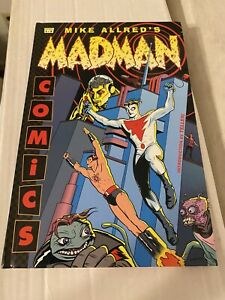 The Complete Madman Comics 1 • Ltd Signed Edition HC • Mike Allred #1/500 !!
