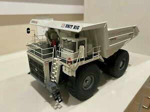 Terex MT5500 Mine Truck OHS Model 1/50 Limited Edition