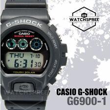 Casio G-Shock Tough Solar Series Watch G6900-1D G-6900-1