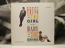 EVERYTHING BUT THE GIRL - BABY THE STARS SHINE BRIGHT LP EX/EX+ ITALY 1986 WEA