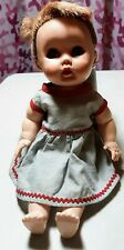 "Vintage - 50s - R & B Arranbee - 10"" - Walker - Jointed - Doll"