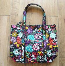 NWT Vera Bradley Disney Mickey's Magical Bloom X-Large Vera Shopper Tote Bag