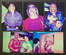 Wrestling Photo 1983-84  Hulk Hogan in Japan 5set-b