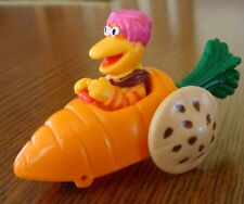 Fraggle Rock 1987 Gobo Driving Carrot Car from McDonald's