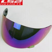 Visiera originale casco Ls2 ff351 ff352 ff369 ff384 specchio arcobaleno