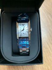 Brand new women's Armani s/s classic watch ar0146