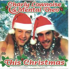Charly Lownoise & Mental Theo -  This Christmas   cd single in cardboard