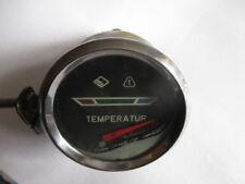 Oldtimer Strumento Temperatura Strumentazione Acqua DKW Ifa VEB Emw DDR Elettr.