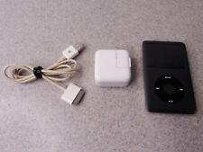Apple iPod classic 7th Generation Black (120 GB) MB565LL  A1238