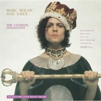MARC BOLAN AND T REX the ultimate collection (CD 24 track compilation) best of,