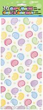 20 Polka Dot Cello Party Bags Loot Treat Party Bags