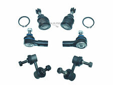 for HONDA CIVIC TYPE R FRONT 2 BALL JOINT 2 ANTI ROLL BAR LINKS 2 TRACK ROD END