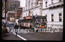 Duplicate Slide Bus 8639 Mabstoa New York City 1972 Rt-4