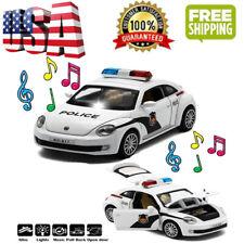Toys for Boys Kids Police LED Music Truck Car Cool Birthday Christmas Xmas Gift