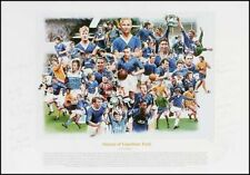 Heroes of Goodison Park – Limited edition multi-signed