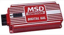 MSD 6AL DIGITAL MULTI SPARK IGNITION CONTROLLER BOX WITH REV LIMITER MSD6425