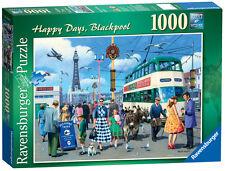 Giorni felici-Blackpool 1000 pezzi Ravensburger puzzle