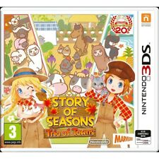 Nintendo-3ds Story of Seasons 2 Trio of Towns Game