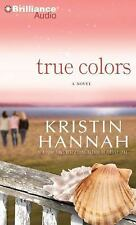 True Colors by Kristin Hannah (2011, CD, Abridged)