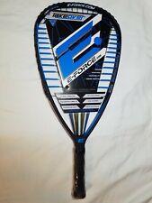 """E-Force Racquet TakeOver 170g Teardrop 3 5/8"""" Grip + E-Force Longrally Balls"""